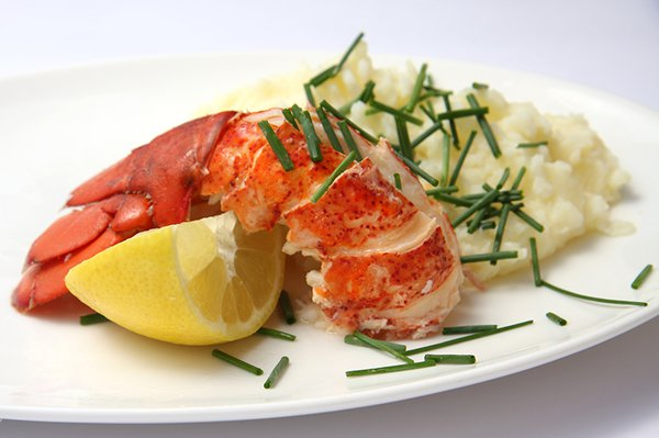 8. MRC Steamed Lobster Tail