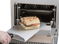 Thumbnail for Panini Press Insert Accessory In Use (PRS10R)