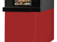 Thumbnail for XpressChef 3i red showing home screen