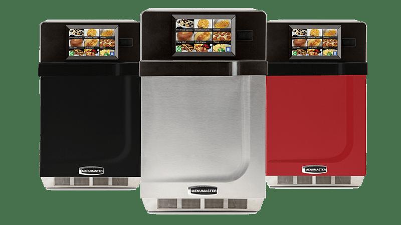 Xpress IQ Three Ovens