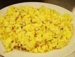 Scrambled Eggs – 5 lbs. (pan)