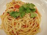 Spaghetti with Sauce – 10 oz.