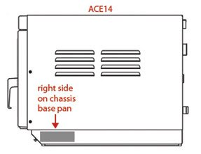 Serial ACE14