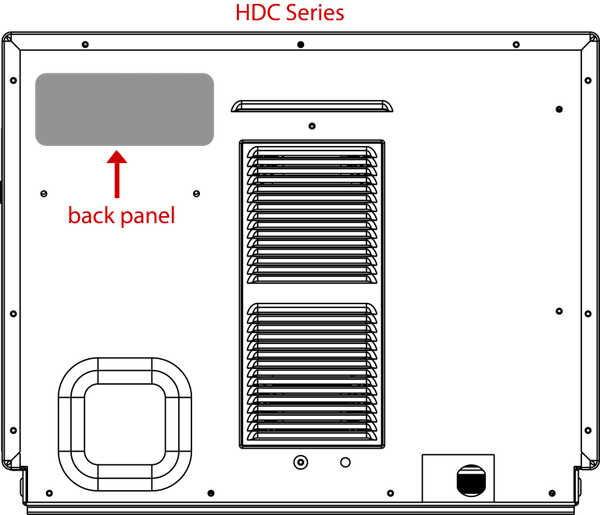Serial HDC